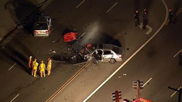 Torrance Crash Leaves 2 Dead, 1 Injured