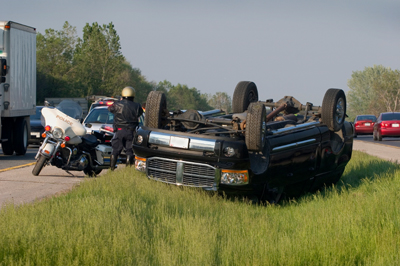 SUV Rollover Accidents